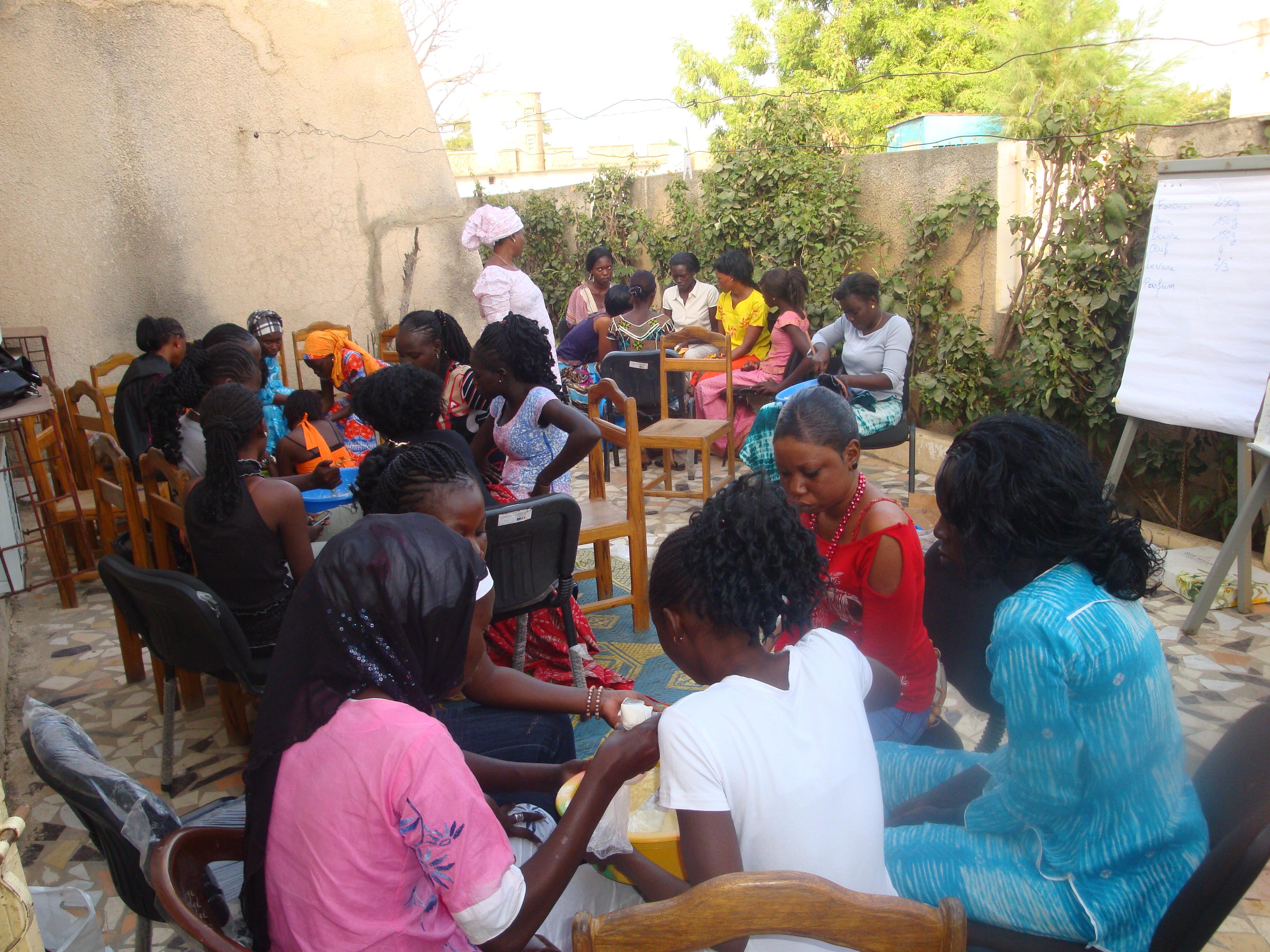 Promotion de l'Entrepreneuriat des Jeunes